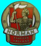 NORMAN - HEADSTOCK - TRANSFER - 1946 TO 1959 - D51025